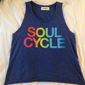 Soul Cycle Workout Tank